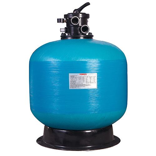 sand filter on the top CF(T) series