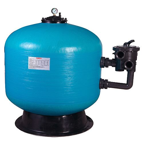 sand filter on the side CF(S) series